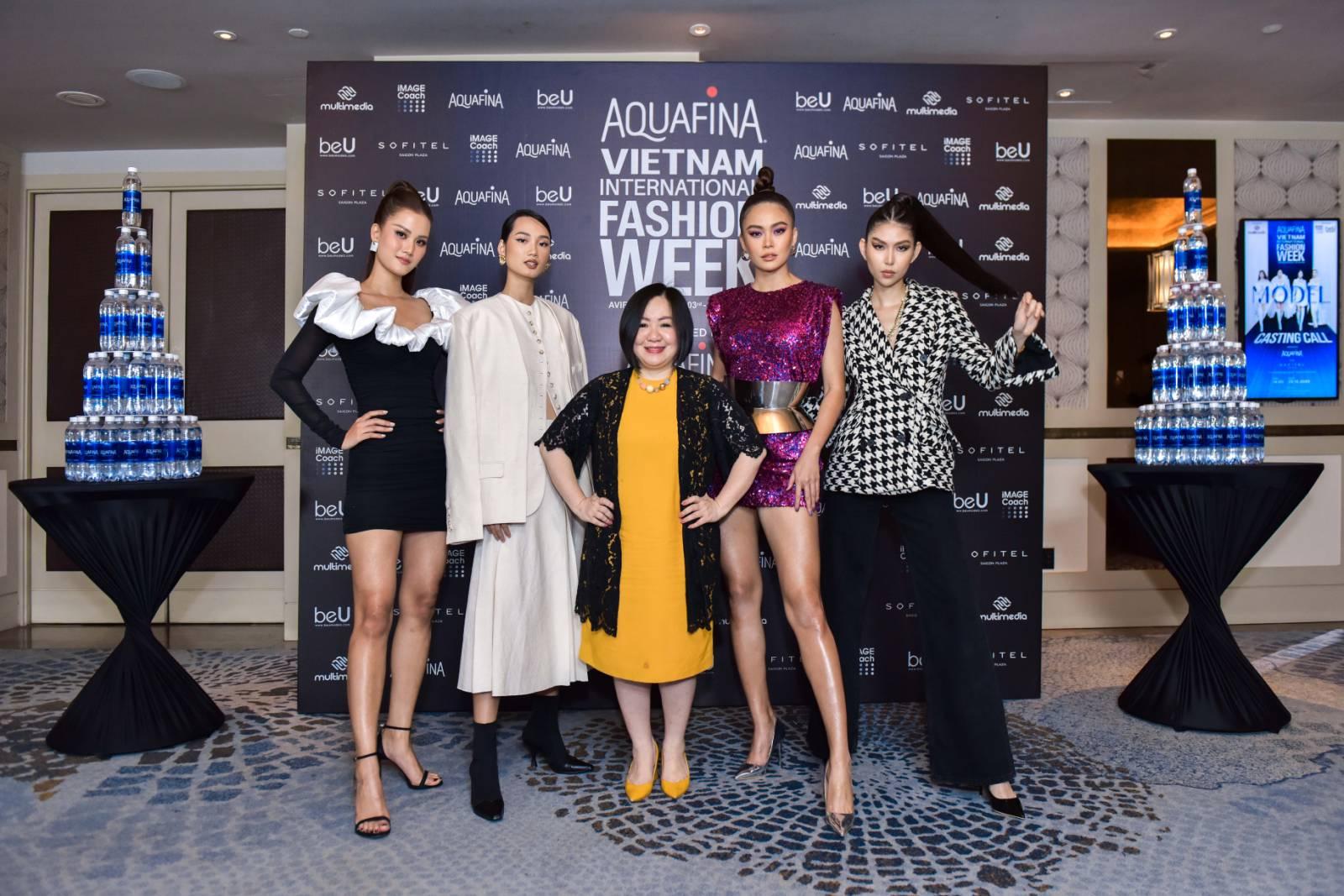Đôi chân của Mâu Thủy chiếm chọn spotlight, lấn át cả quán quân Next Top Hương Ly tại buổi casting Tuần lễ thời trang Việt Nam 2020 - Ảnh 6.