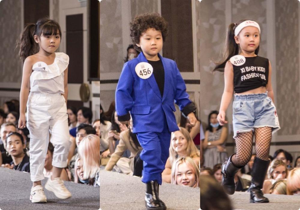 Đôi chân của Mâu Thủy chiếm chọn spotlight, lấn át cả quán quân Next Top Hương Ly tại buổi casting Tuần lễ thời trang Việt Nam 2020 - Ảnh 10.