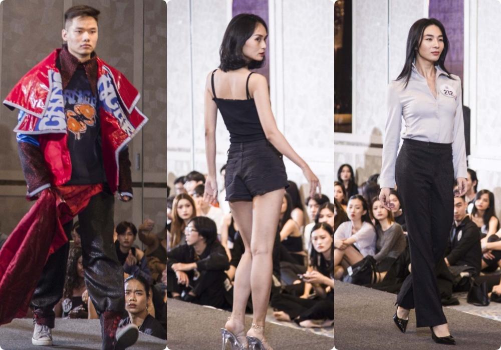 Đôi chân của Mâu Thủy chiếm chọn spotlight, lấn át cả quán quân Next Top Hương Ly tại buổi casting Tuần lễ thời trang Việt Nam 2020 - Ảnh 9.