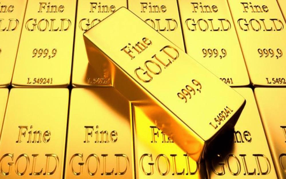 Giá vàng giảm tuần thứ 2 liên tiếp - Ảnh 2.