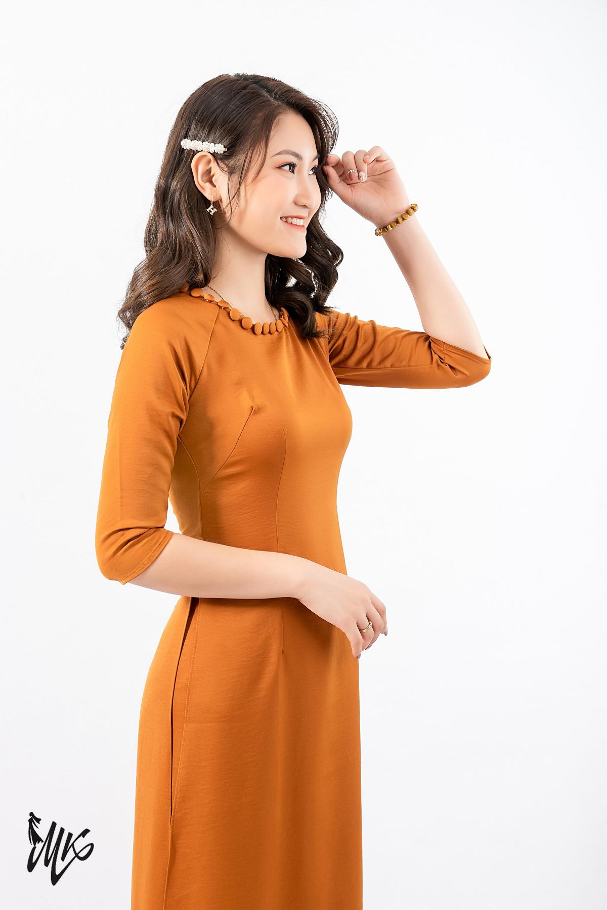 Thương hiệu thời trang áo dài Minh Khang niềm tự hào của phái đẹp Việt - Ảnh 6.