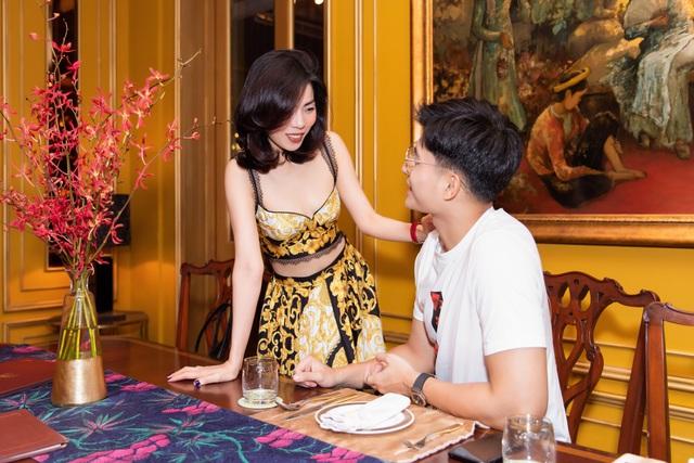 """Lệ Quyên và """"tình trẻ tin đồn"""" có động thái đầu tiên sau khi bị """"tóm gọn"""" khoảnh khắc đi ăn đêm với nhau - Ảnh 4."""
