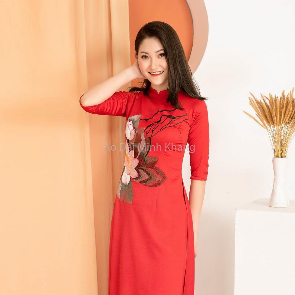 Thương hiệu thời trang áo dài Minh Khang niềm tự hào của phái đẹp Việt - Ảnh 1.