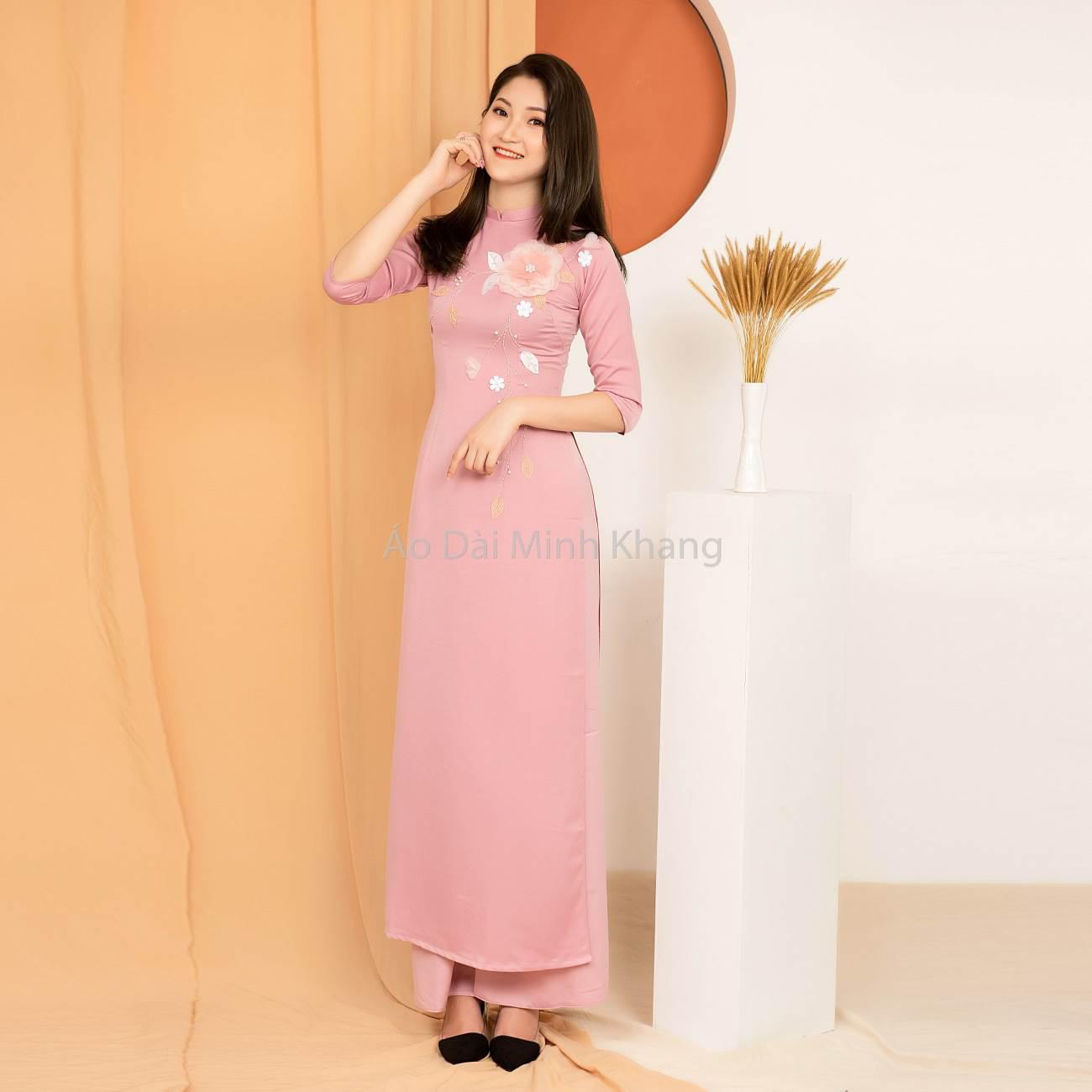 Thương hiệu thời trang áo dài Minh Khang niềm tự hào của phái đẹp Việt - Ảnh 3.