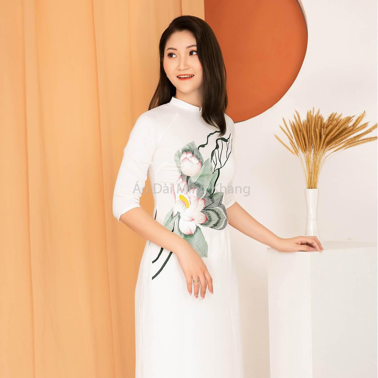 Thương hiệu thời trang áo dài Minh Khang niềm tự hào của phái đẹp Việt - Ảnh 4.