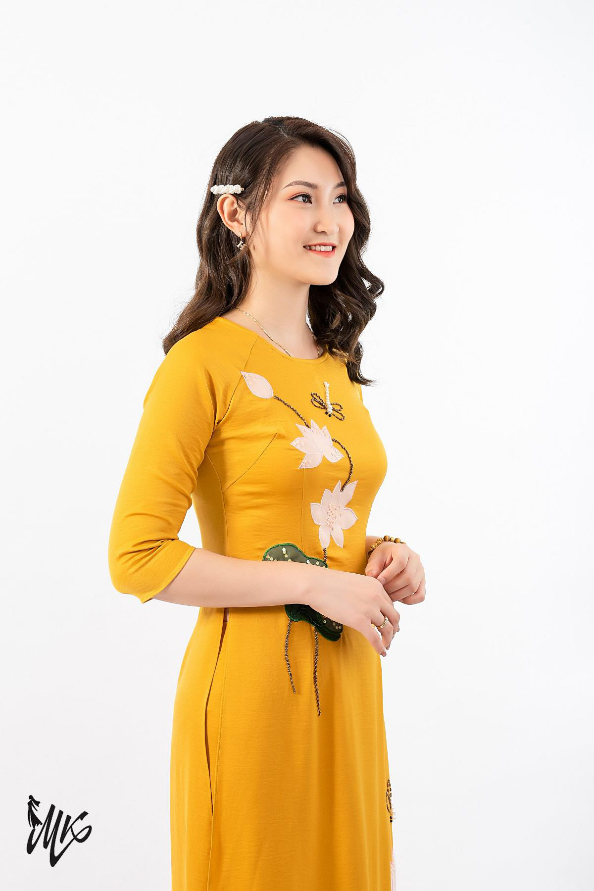 Thương hiệu thời trang áo dài Minh Khang niềm tự hào của phái đẹp Việt - Ảnh 8.
