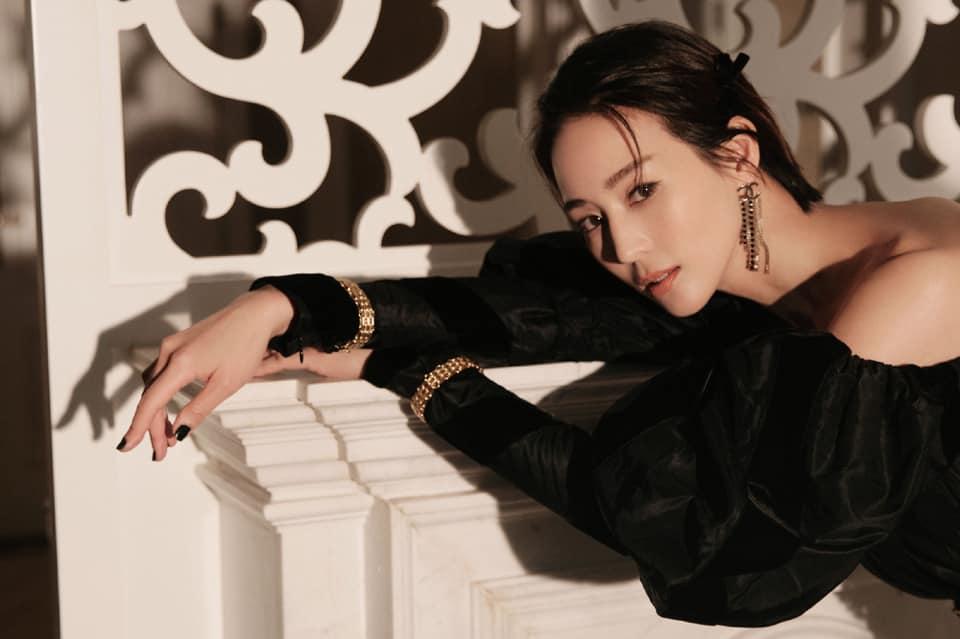 """Nàng """"Hải Lan"""" - Như Ý Truyện: Diện đầm Chanel táo bạo đến mức ăn đứt cả mẫu quốc tế, nhưng chỉ vì 1% này mà mất đi sự hoàn hảo - Ảnh 5."""
