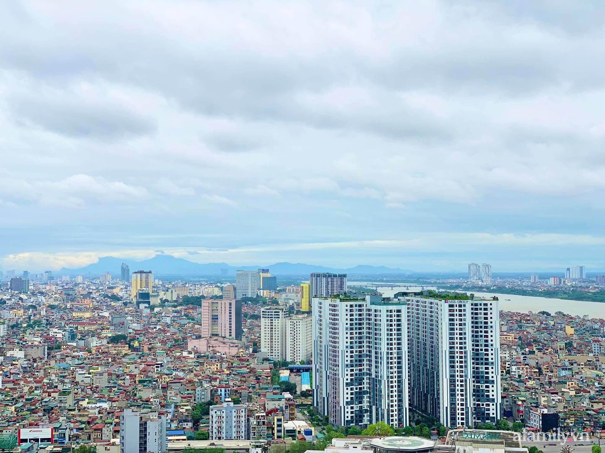 Căn hộ 79m² view trọn Hà Nội được chàng trai độc thân tự tay chọn đồ với chi phí 330 triệu đồng - Ảnh 4.