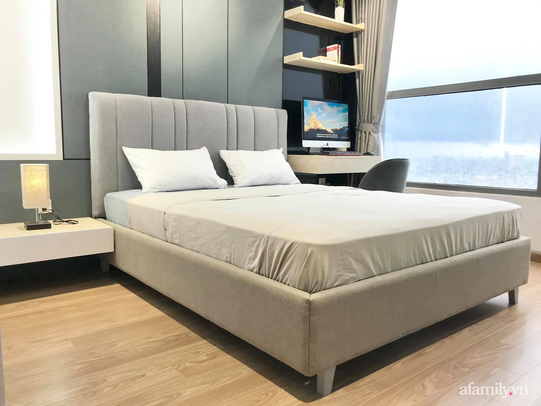Căn hộ 79m² view trọn Hà Nội được chàng trai độc thân tự tay chọn đồ với chi phí 330 triệu đồng - Ảnh 14.