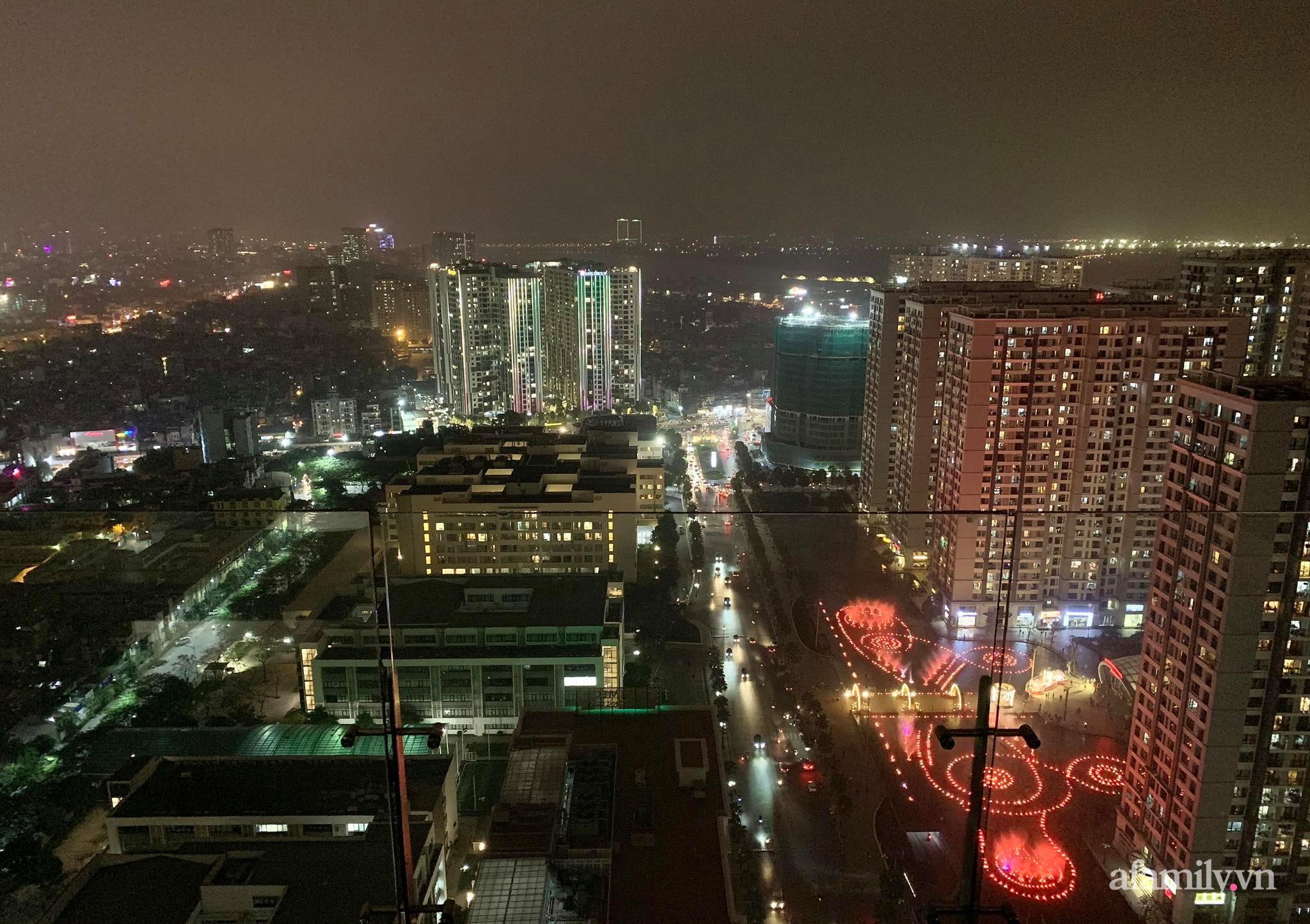 Căn hộ 79m² view trọn Hà Nội được chàng trai độc thân tự tay chọn đồ với chi phí 330 triệu đồng - Ảnh 3.