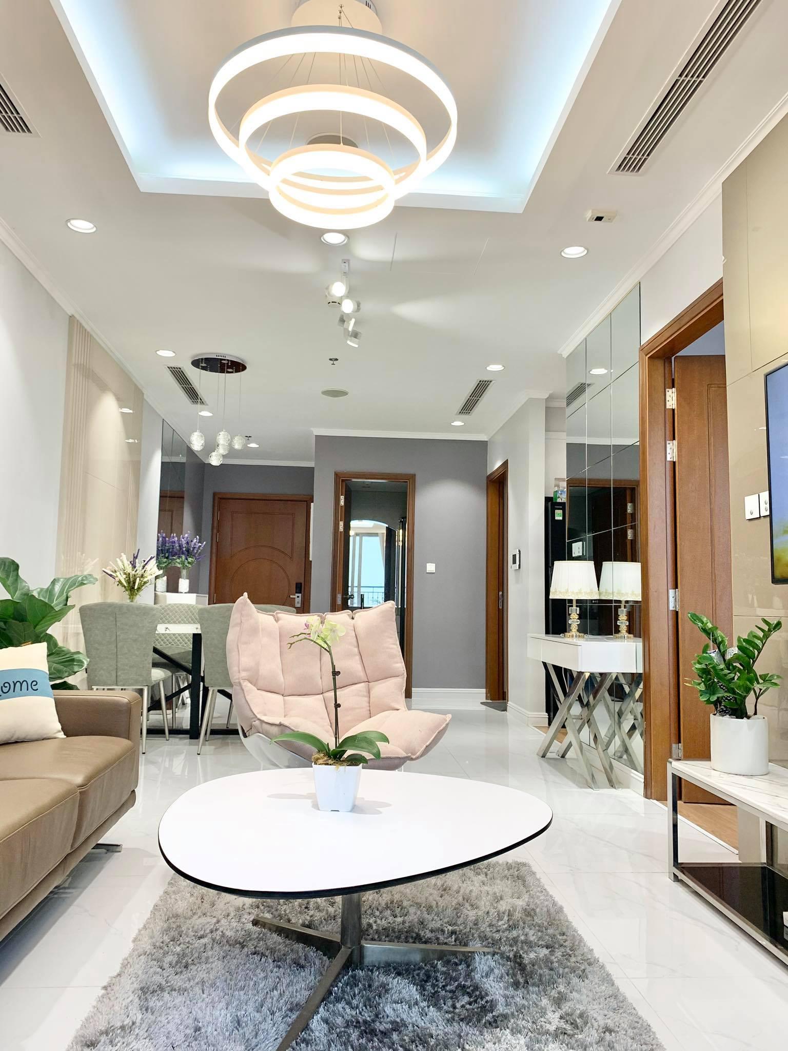 Căn hộ 79m² view trọn Hà Nội được chàng trai độc thân tự tay chọn đồ với chi phí 330 triệu đồng - Ảnh 7.