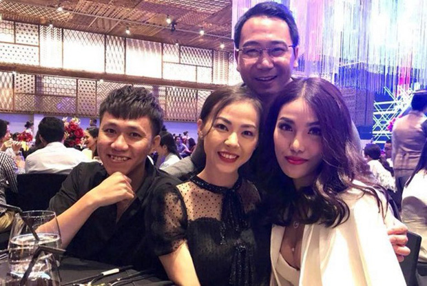 """Tình huống """"ngó lơ"""" nhau của các cặp đôi sao Việt: Thúy Vân và chồng Lan Khuê tránh né tuyệt đối, khó hiểu nhất là thái độ như người dưng của vợ chồng Lệ Quyên - Ảnh 2."""
