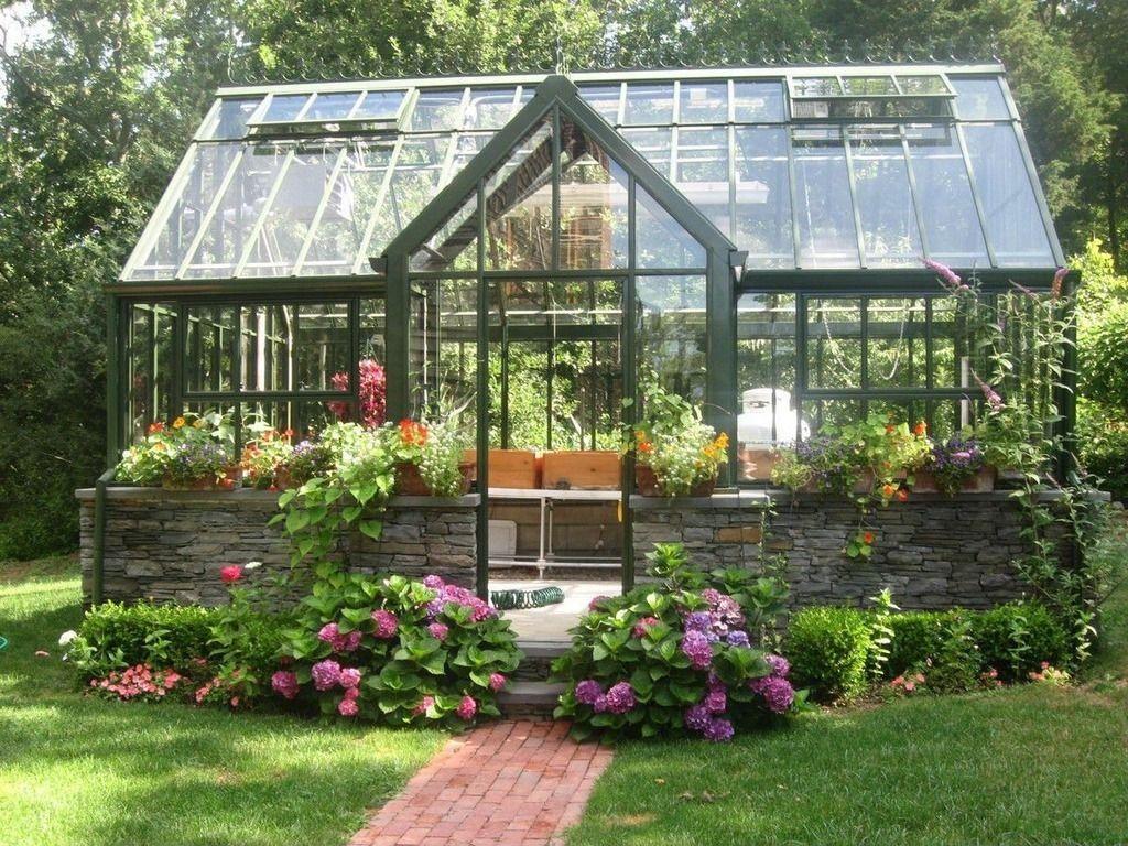 Ý tưởng dựng nhà kính trồng rau trong vườn, vừa có rau ăn vừa trang trí vườn đẹp như cổ tích - Ảnh 10.