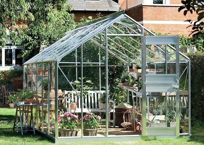 Ý tưởng dựng nhà kính trồng rau trong vườn, vừa có rau ăn vừa trang trí vườn đẹp như cổ tích - Ảnh 12.