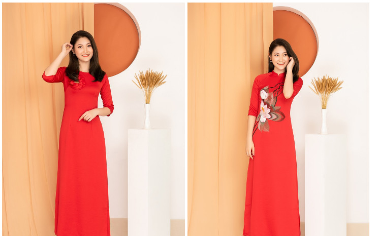 Thương hiệu thời trang áo dài Minh Khang niềm tự hào của phái đẹp Việt