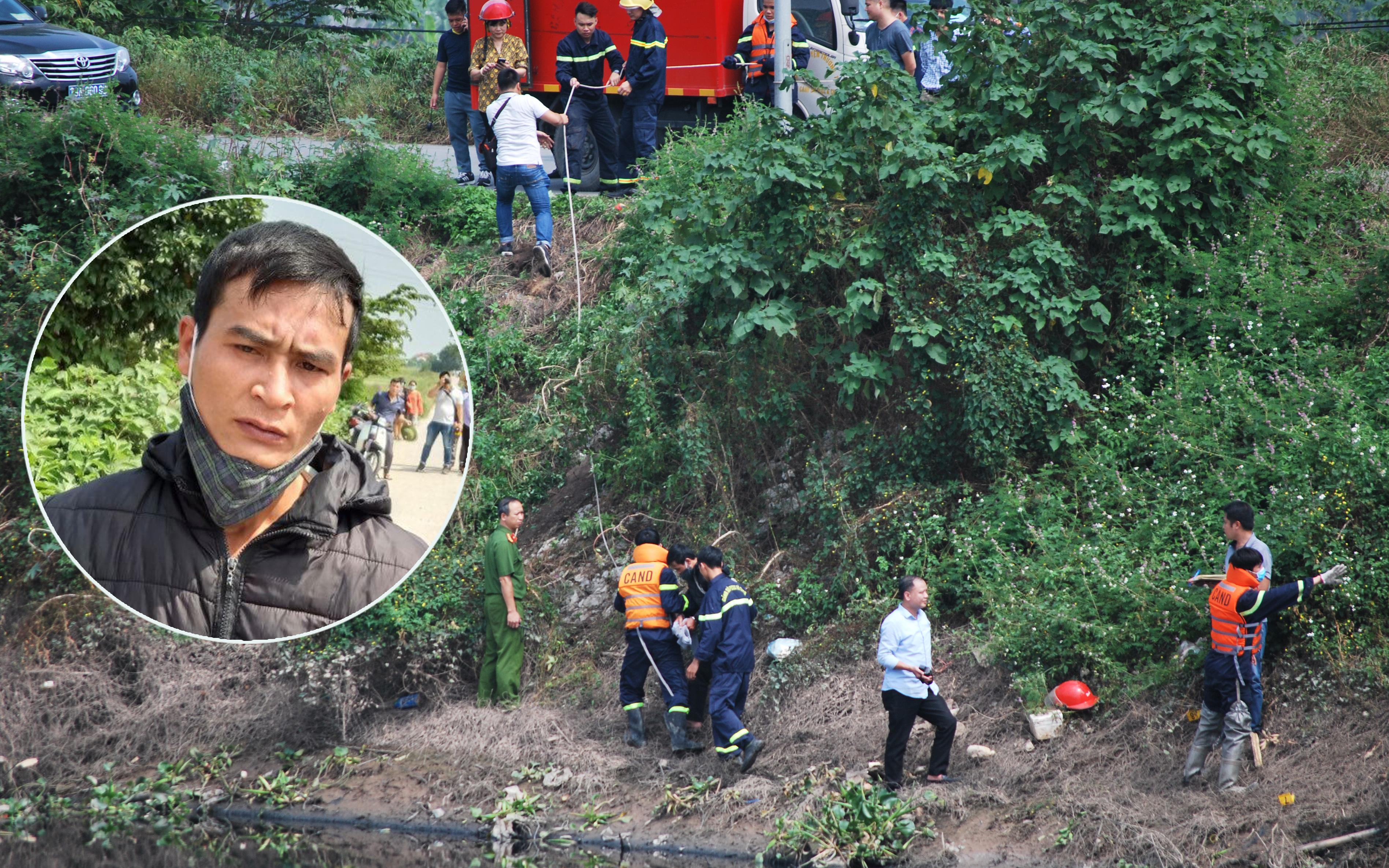 Vụ phát hiện thi thể nữ sinh Học viện Ngân hàng sau 4 ngày mất tích: 2 đối tượng cướp điện thoại rồi đẩy nạn nhân xuống sông
