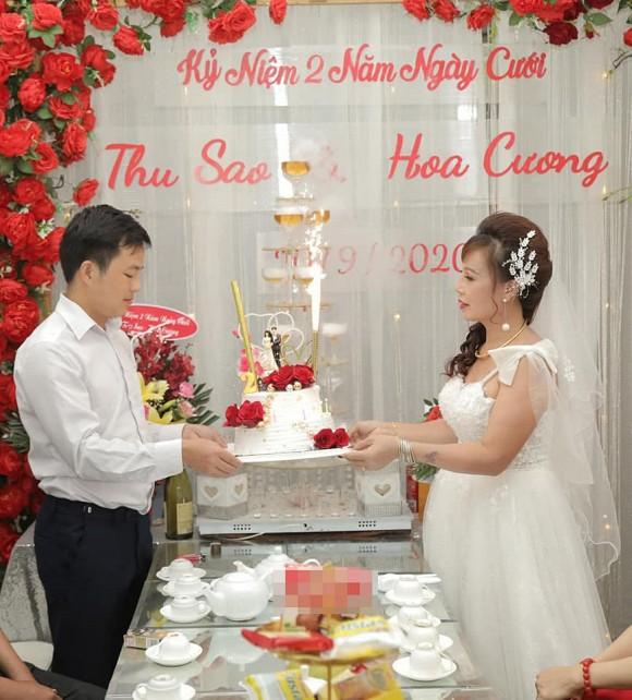 Tự tin khoe ảnh lão hóa ngược, cô dâu 63 tuổi ở Cao Bằng khiến ai nấy bất ngờ khi lộ mặt mộc 6 năm về trước - Ảnh 6.