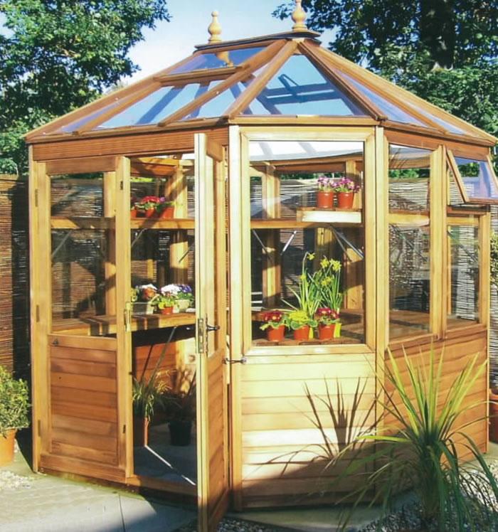 Ý tưởng dựng nhà kính trồng rau trong vườn, vừa có rau ăn vừa trang trí vườn đẹp như cổ tích - Ảnh 16.