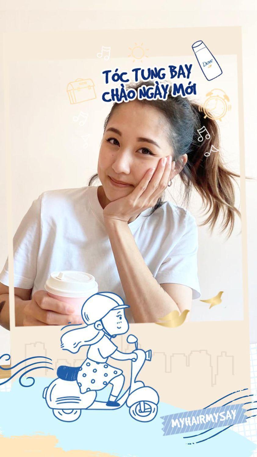 Thảo Nhi Lê, Hana Giang Anh, Julia Doan… khoe mái tóc ngẫu hứng, giản dị mà đẹp bất ngờ - Ảnh 6.