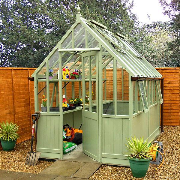 Ý tưởng dựng nhà kính trồng rau trong vườn, vừa có rau ăn vừa trang trí vườn đẹp như cổ tích - Ảnh 15.