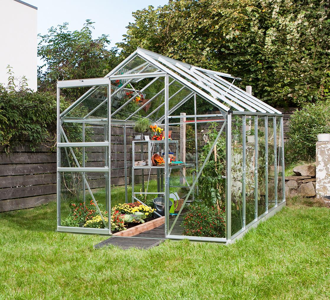Ý tưởng dựng nhà kính trồng rau trong vườn, vừa có rau ăn vừa trang trí vườn đẹp như cổ tích - Ảnh 5.