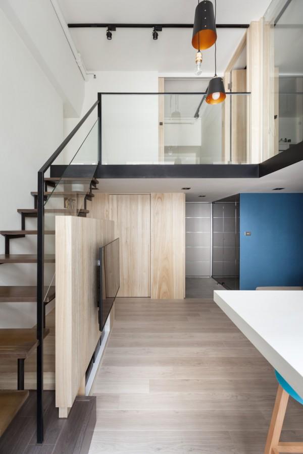 Kiến trúc sư tư vấn thiết kế hợp lý mẫu nhà ống 2 tầng diện tích nhỏ, đầy đủ tiện nghi cho gia đình 3 người với chi phí gần 200 triệu đồng - Ảnh 6.