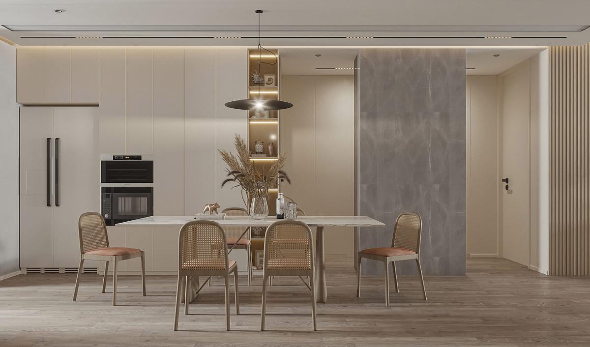 Kiến trúc sư tư vấn thiết kế hợp lý mẫu nhà ống 2 tầng diện tích nhỏ, đầy đủ tiện nghi cho gia đình 3 người với chi phí gần 200 triệu đồng - Ảnh 9.