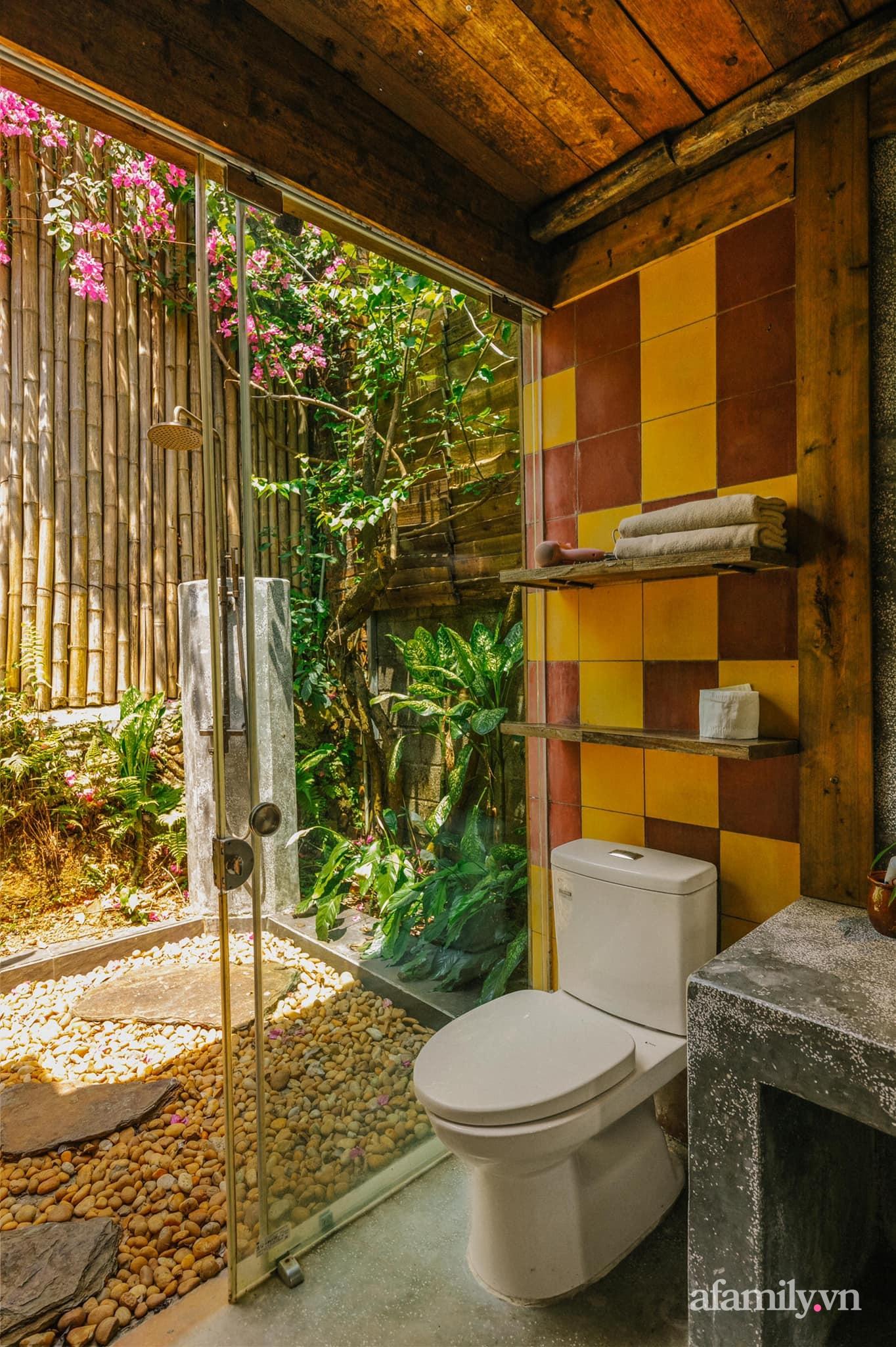 Cải tạo không gian rêu phong thành nhà vườn gói ghém những bình yên của người phụ nữ Hà Thành - Ảnh 15.