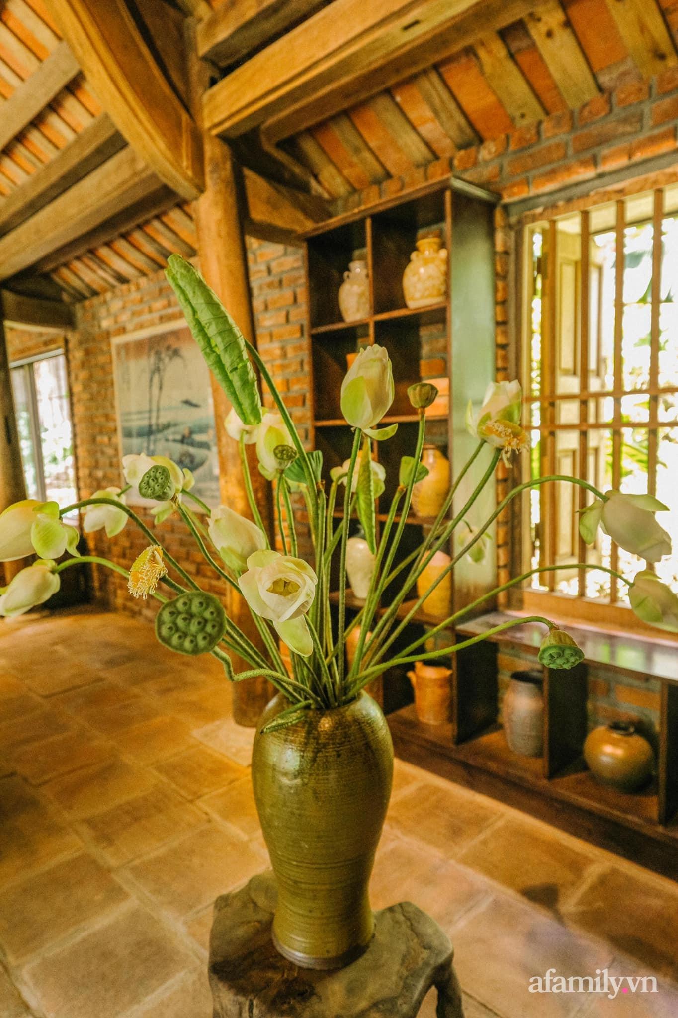Cải tạo không gian rêu phong thành nhà vườn gói ghém những bình yên của người phụ nữ Hà Thành - Ảnh 13.