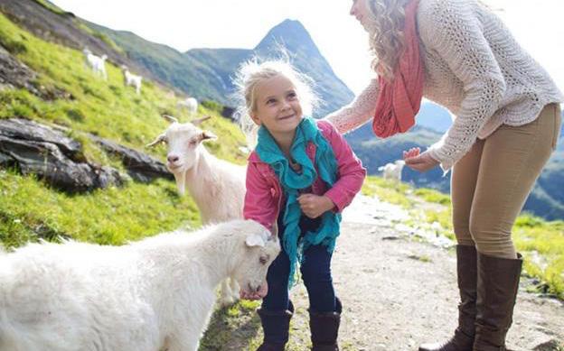 Trải nghiệm cuộc sống của người Na Uy trong khu đô thị Hạnh Phúc tại Nghĩa Lộ