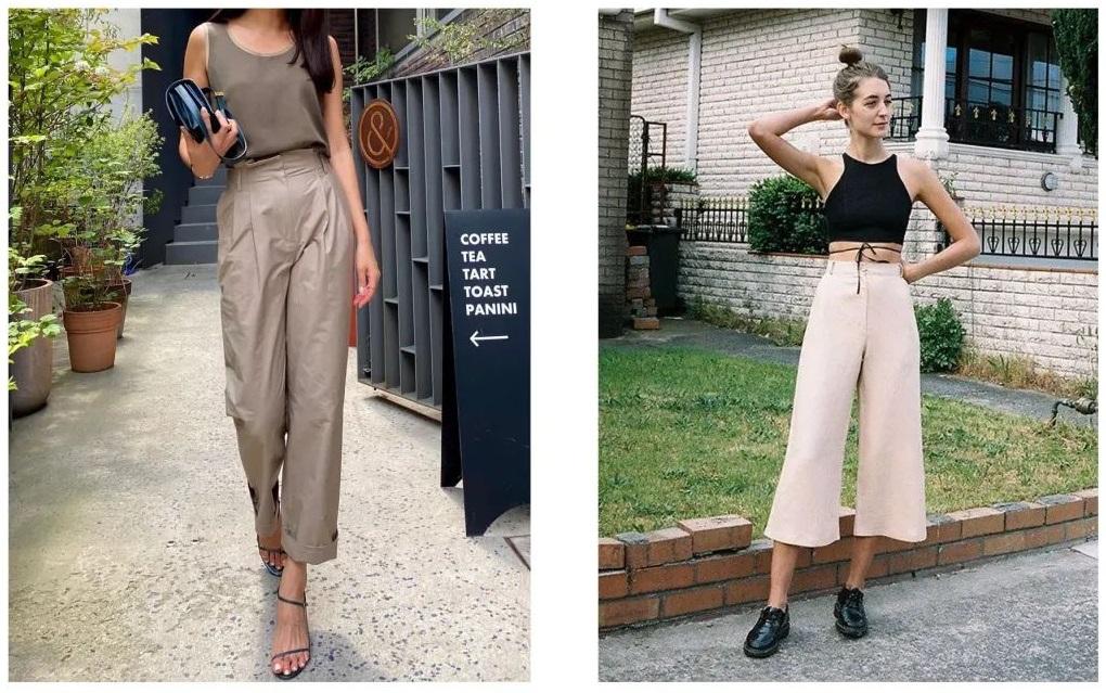 Đánh bật hết mọi kiểu quần, quần thuốc lá mới là item nàng công sở cần nhất vì vừa tôn dáng lại vừa sang chảnh - Ảnh 3.