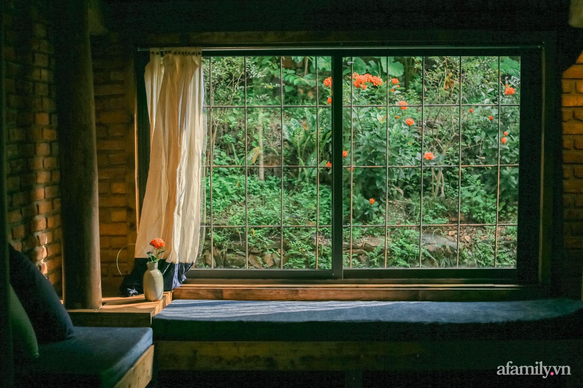 Cải tạo không gian rêu phong thành nhà vườn gói ghém những bình yên của người phụ nữ Hà Thành - Ảnh 22.