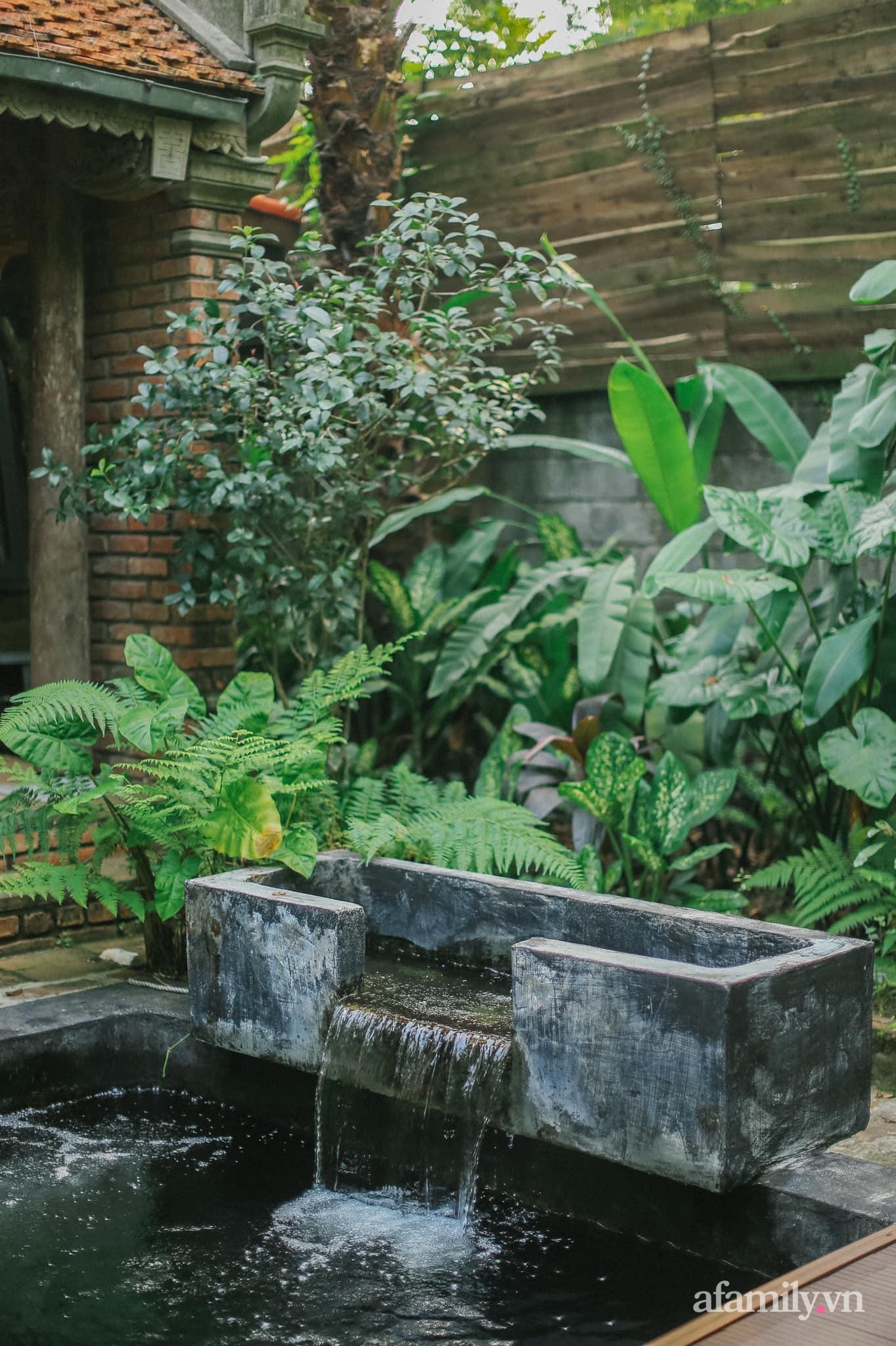 Cải tạo không gian rêu phong thành nhà vườn gói ghém những bình yên của người phụ nữ Hà Thành - Ảnh 8.