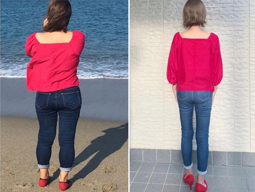 Cô nàng Nhật Bản giảm 20kg trong 6 tháng - Ảnh 3.