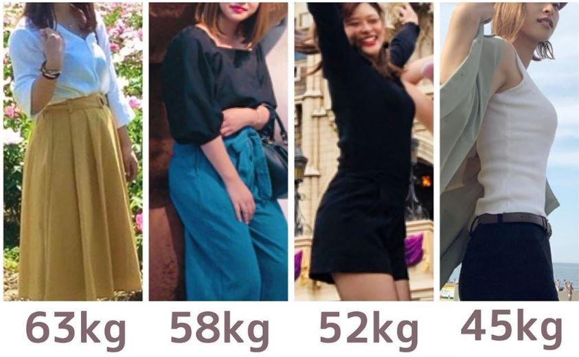 Cô nàng Nhật Bản giảm 20kg trong 6 tháng - Ảnh 6.