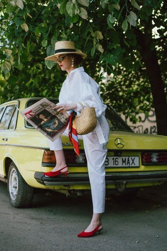 Sơ mi trắng – item kinh điển nhưng muốn mặc đẹp thì không phải nàng công sở nào cũng biết - Ảnh 6.