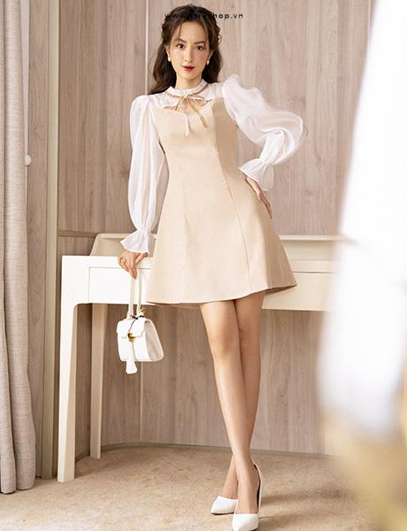 Đã đến lúc update tủ đồ thu bằng những chiếc váy siêu ngọt từ Lyra rồi đây! - Ảnh 3.