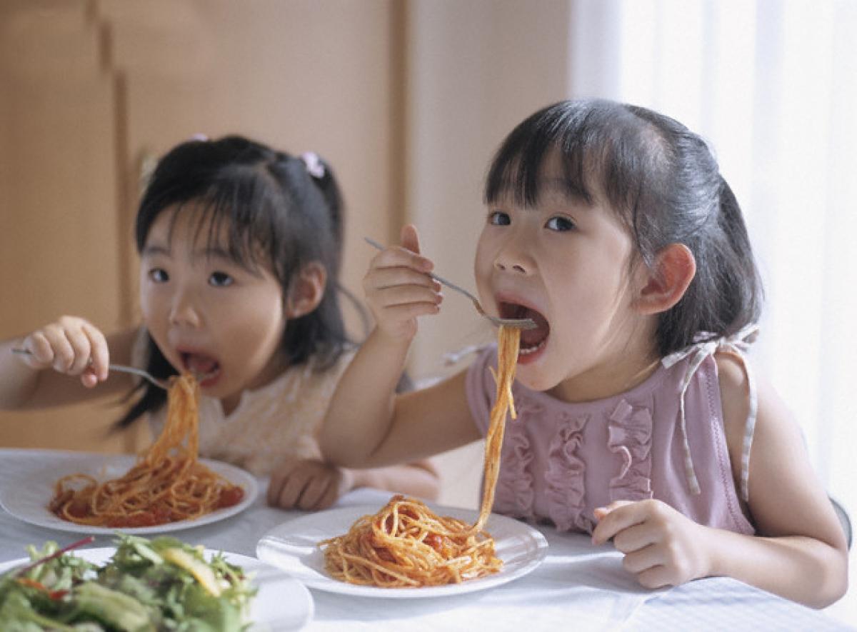 Trẻ không còn biếng ăn nhờ 5 bí quyết vô cùng đơn giản - Ảnh 4.