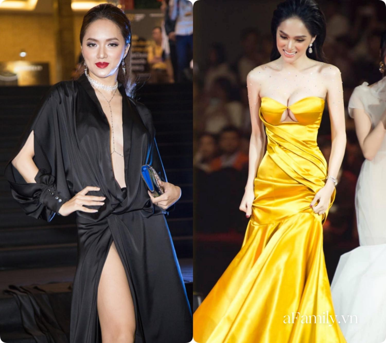 Hương Giang và hành trình lột xác từ thảm họa thời trang đến  - Ảnh 4.