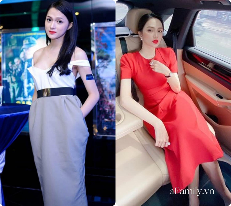 Hương Giang và hành trình lột xác từ thảm họa thời trang đến  - Ảnh 7.