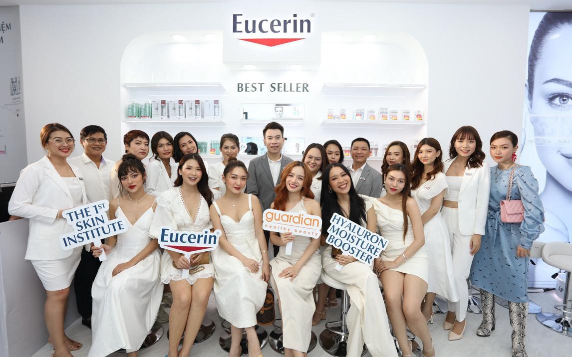 Eucerin khai trương học viện chăm sóc da hàng đầu tại châu Á