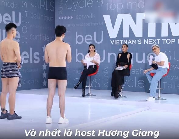 Vietnam's Next Top Model: Vạ miệng gọi Võ Hoàng Yến là... Hương Giang rồi còn cãi tay đôi, nam thí sinh bị mắng vuốt mặt không kịp - Ảnh 3.