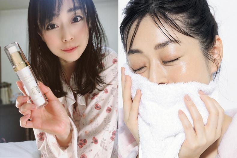 Nàng công sở Nhật 42 tuổi mà trông như 24 nhờ cách skincare: Luôn giữ ẩm 45% - Ảnh 1.