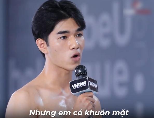 Vietnam's Next Top Model: Vạ miệng gọi Võ Hoàng Yến là... Hương Giang rồi còn cãi tay đôi, nam thí sinh bị mắng vuốt mặt không kịp - Ảnh 5.