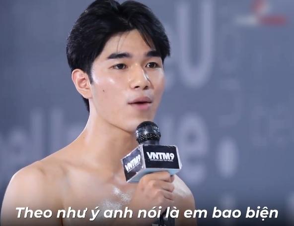 Vietnam's Next Top Model: Vạ miệng gọi Võ Hoàng Yến là... Hương Giang rồi còn cãi tay đôi, nam thí sinh bị mắng vuốt mặt không kịp - Ảnh 7.