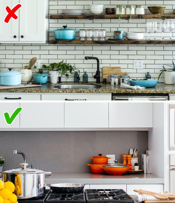 12 sai lầm khi thiết kế nội thất khiến chúng ta lãng phí quá nhiều thời gian vào việc dọn dẹp - Ảnh 3.