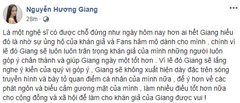 Đúng như tuyên bố, Hương Giang cùng công an tới đối chất với thành viên trong group anti-fan - Ảnh 2.