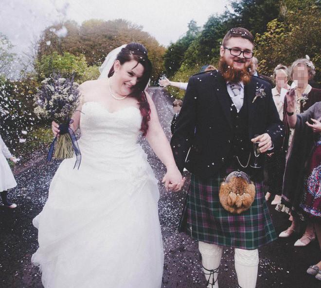Chưa kịp tận hưởng hết niềm vui sau đám cưới, 13 ngày sau người phụ nữ sững sờ nhận ra sự thật đáng sợ về chồng mình - Ảnh 1.