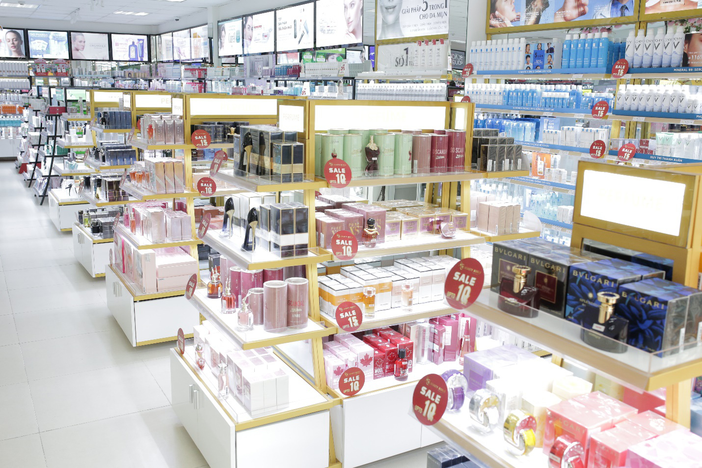 3.000 mỹ phẩm chính hãng giảm 50% giá nhân khai trương siêu thị AB Beauty World 3 - Ảnh 3.