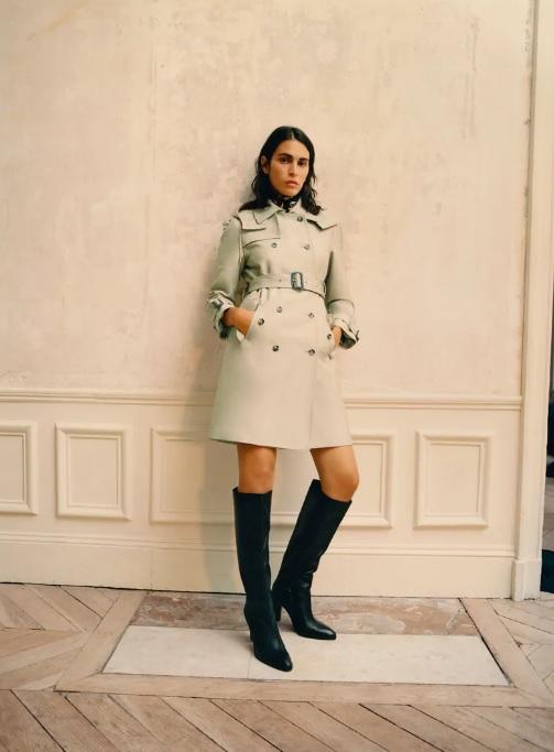 Hội mặc đẹp kháo nhau địa chỉ sắm trench coat chuẩn đẹp, có hẳn thiết kế Việt mà giá chỉ hơn 1 triệu  - Ảnh 7.
